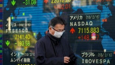 Photo of Asia shares stay near highs, expectations on U.S. yields
