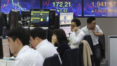 Photo of Dollar dips and stocks inch higher as financial stimulus eyed