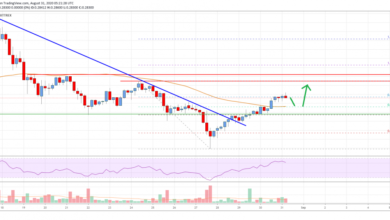 Photo of Ripple Price Analysis: Bullish Break Above $0.30 Seems Likely
