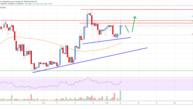 Photo of Ripple Price Analysis: Chances of Fresh Rally above $0.26