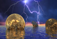 Photo of Bitcoin Slips from All-Time Record Highs