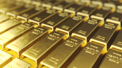 Photo of Gold Drops as Investors' Risk Appetite Grows